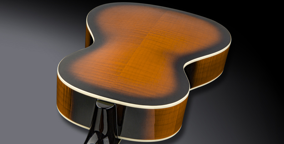 Framus Vintage Series 5/51 Studio - Honey Sunburst Transparent High Polish