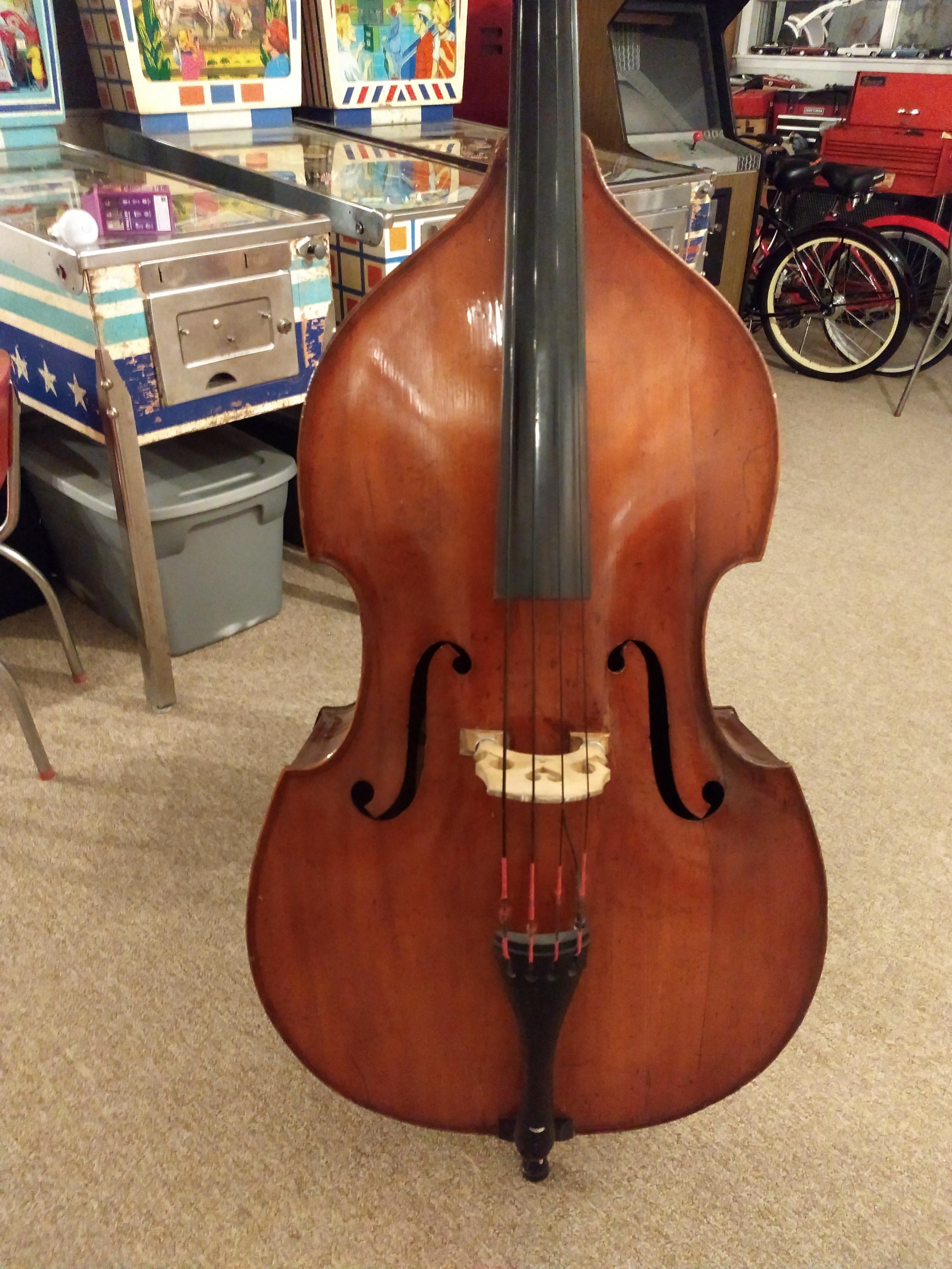 Framus Vintage Double Bass - Johannes Eberle Line