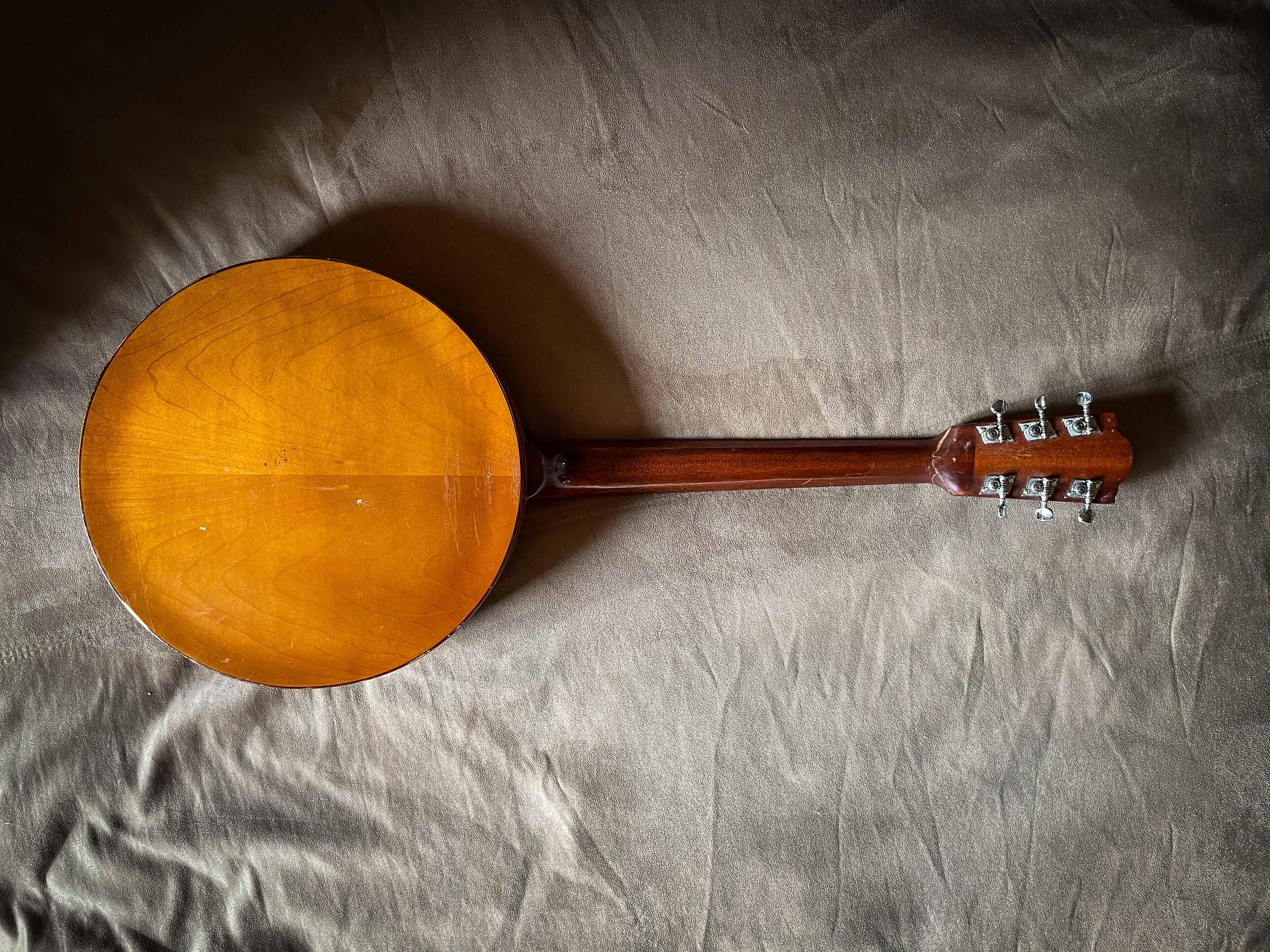 Framus Banjo 13140  - 6  string model (April 1968)