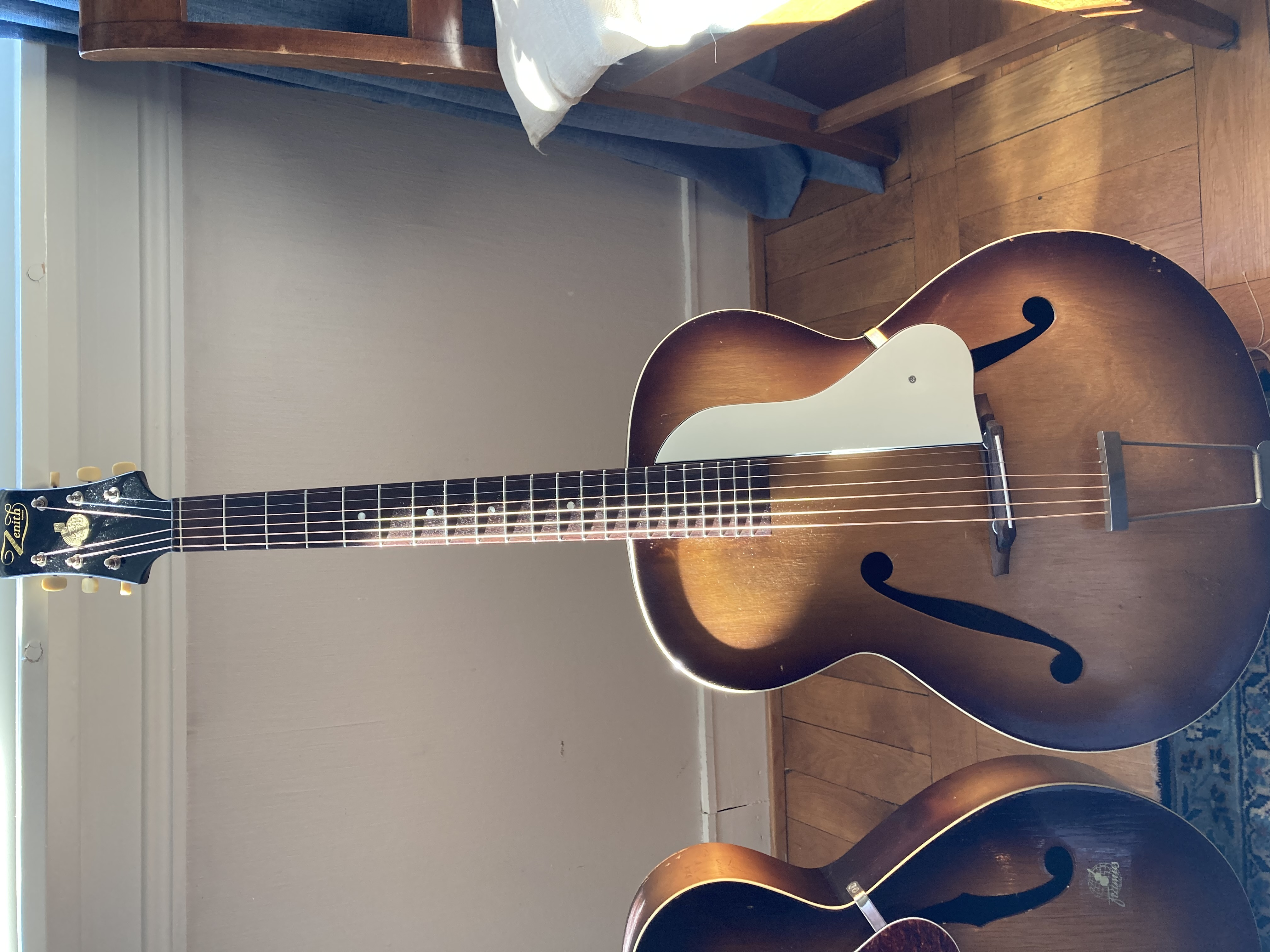 ALBUM: Framus Zenith Models No. 17 and No. 21