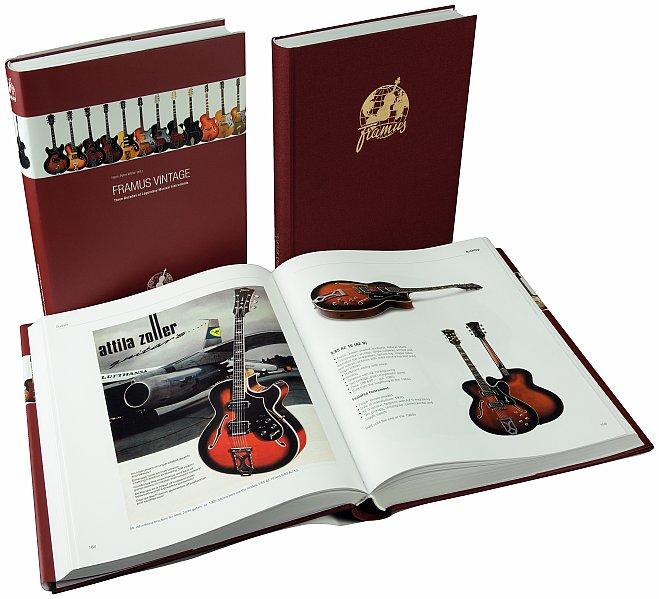 Framus Promo - Vintage Instruments (Buch) - Deutsch