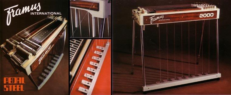 Framus andere Instrumente