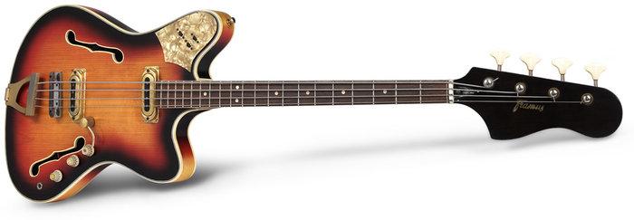 Framus Vintage - 5/152 Golden TV Star Bass