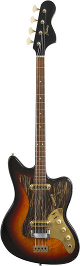 Framus Vintage - 5/165-52gl.1 Strato de Luxe Star Bass