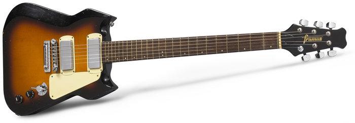Framus Vintage - 10550 Memphis Ultra II