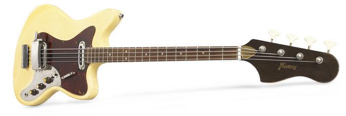 Framus Vintage - 5/165-52 Strato de Luxe Star Bass