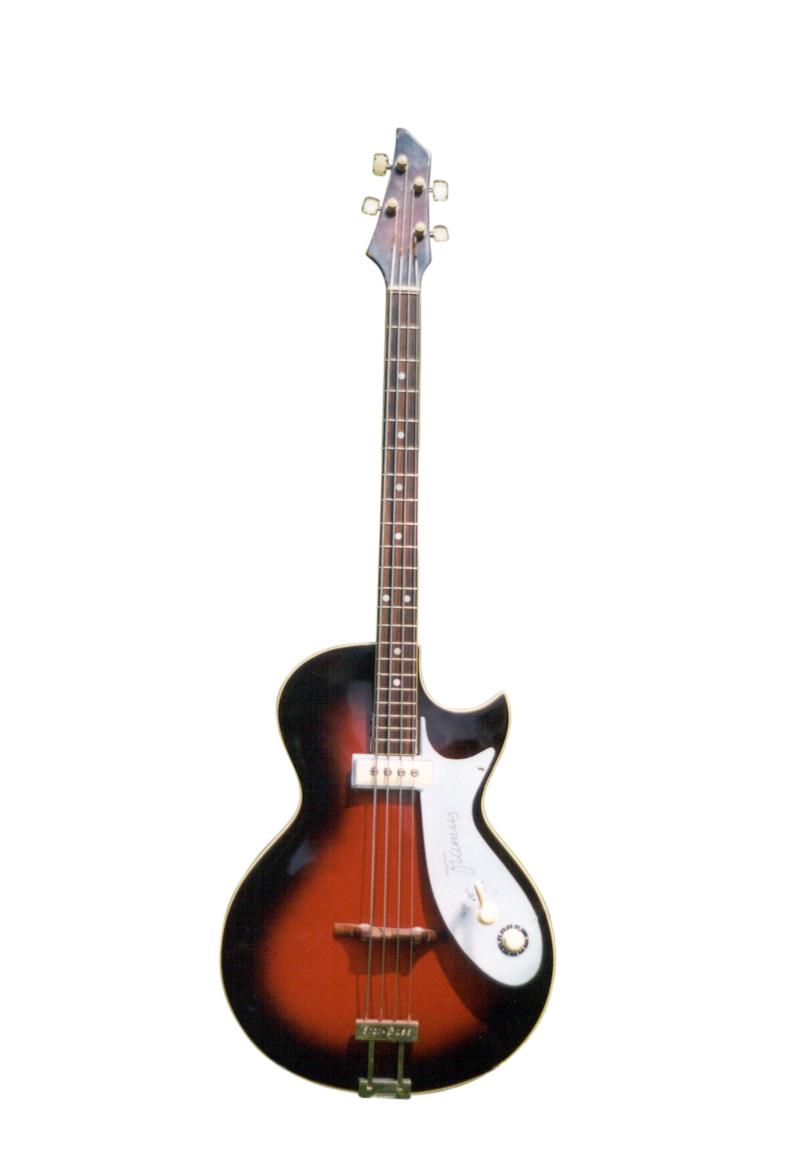 5/149 Short Scale Star Bass