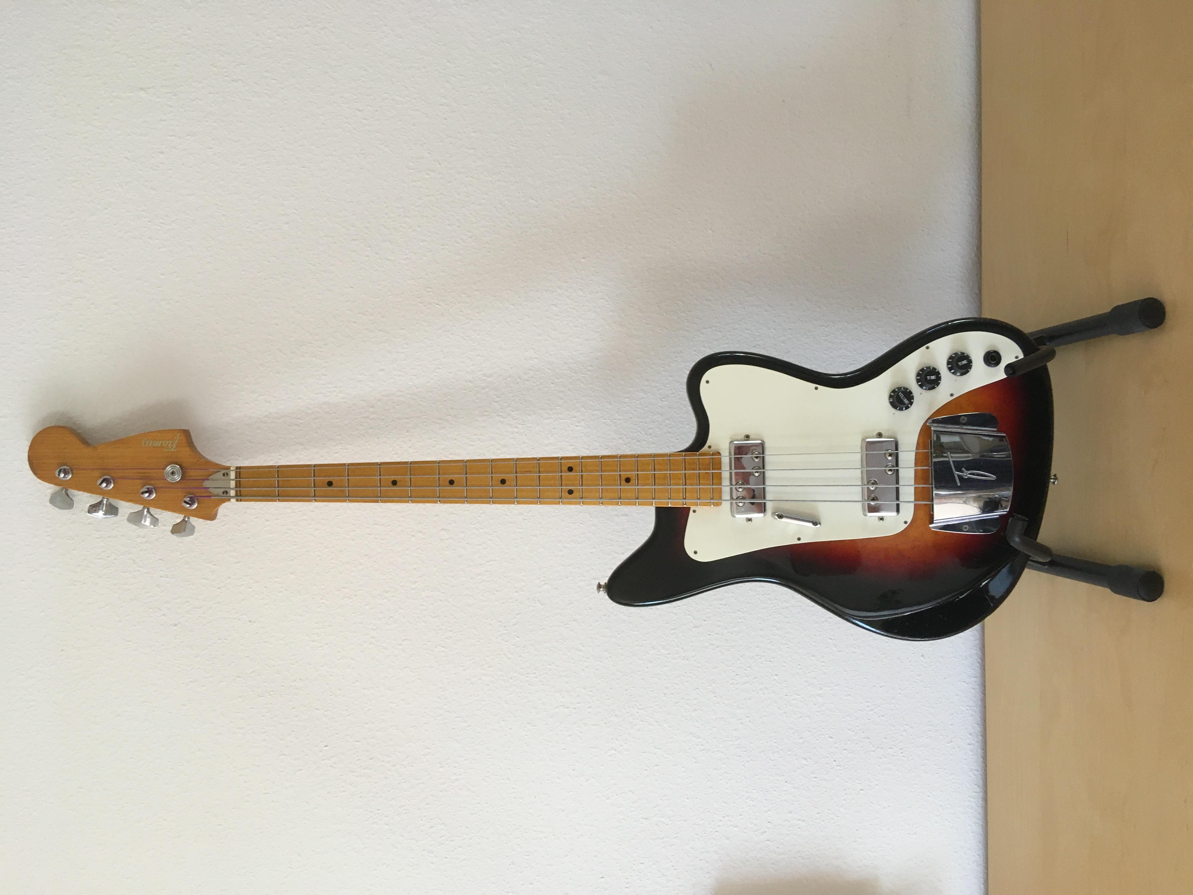 Strato 4 Bass (1973B)