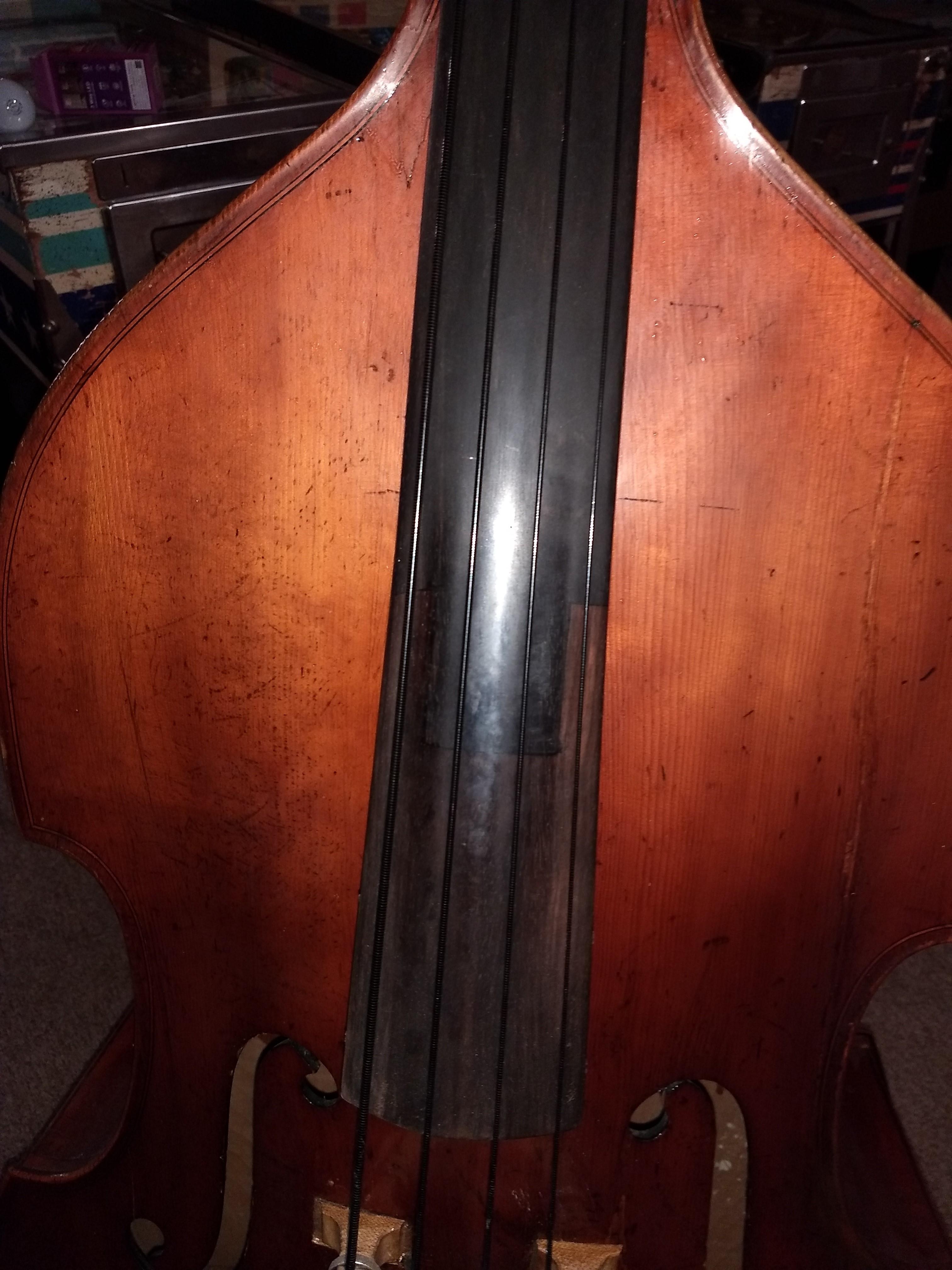 ALBUM: Framus Vintage Double Bass - Johannes Eberle Line