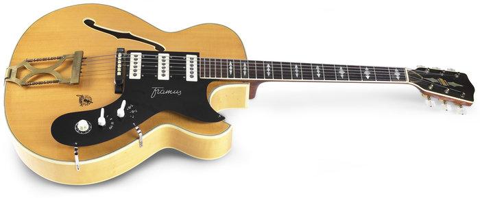 Framus Vintage - 5/162 De Luxe 62
